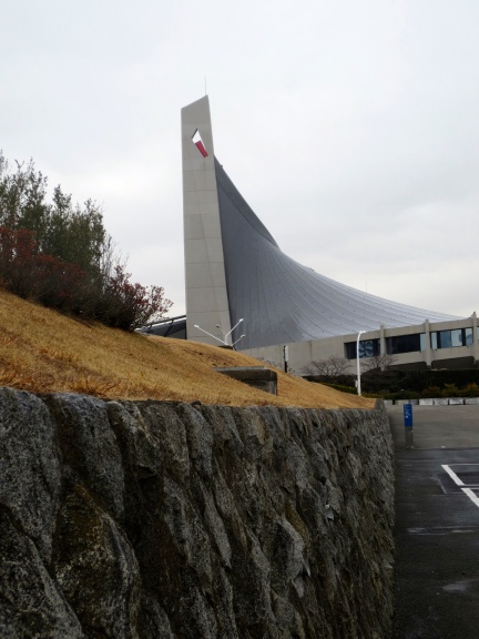 KENZO TANGE - Tokyo 2013 - Yoyogi National Gym - 57