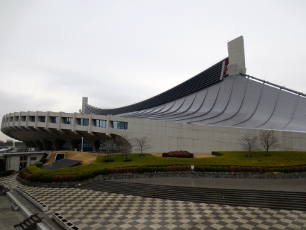 KENZO TANGE - Tokyo 2013 - Yoyogi National Gym - 73
