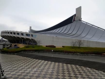 KENZO TANGE - Tokyo 2013 - Yoyogi National Gym - 74