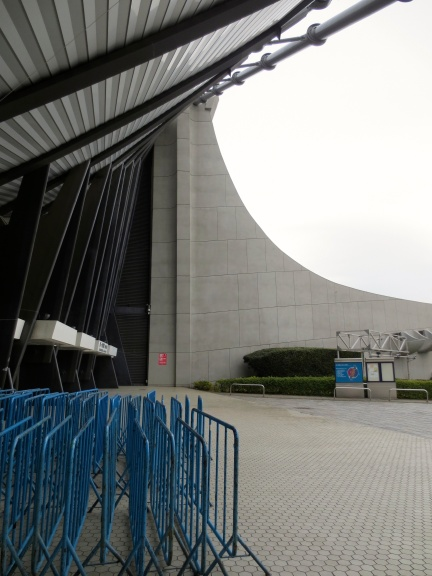 KENZO TANGE - Tokyo 2013 - Yoyogi National Gym - 86
