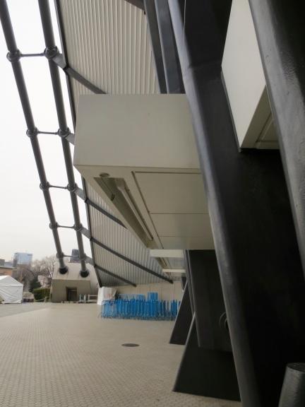 KENZO TANGE - Tokyo 2013 - Yoyogi National Gym - 90