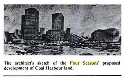 Four Seasons Hotel Coal Harbour Vancouver