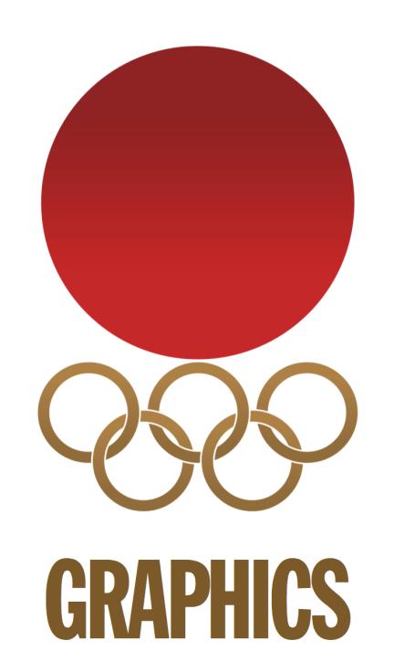 TOKYO 1964 - GRAPHICS