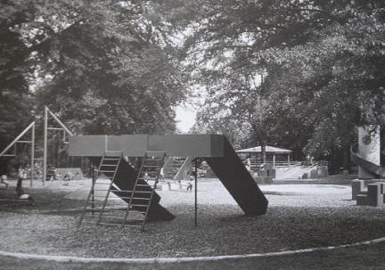 designKULTUR - Isamu Noghchi Moerenuma Park Sapporo - Play Furniture
