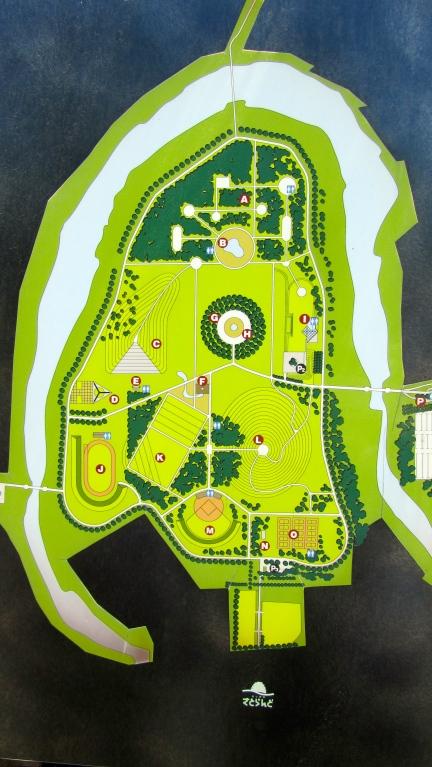 designKULTUR - Isamu Noguchi - Moerenuma Park Sapporo - 1 - Map