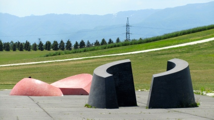designKULTUR - Isamu Noguchi - Moerenuma Park Sapporo - Forest of Cherry Trees - 14