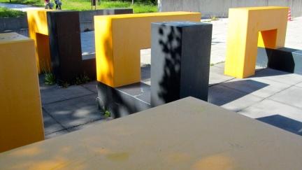 designKULTUR - Isamu Noguchi - Moerenuma Park Sapporo - Forest of Cherry Trees - 27