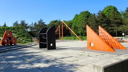 designKULTUR - Isamu Noguchi - Moerenuma Park Sapporo - Forest of Cherry Trees - 35