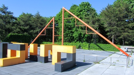 designKULTUR - Isamu Noguchi - Moerenuma Park Sapporo - Forest of Cherry Trees - 41a