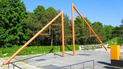 designKULTUR - Isamu Noguchi - Moerenuma Park Sapporo - Forest of Cherry Trees - 41b