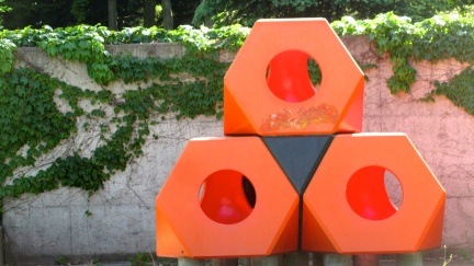 designKULTUR - Isamu Noguchi - Moerenuma Park Sapporo - Forest of Cherry Trees - 47