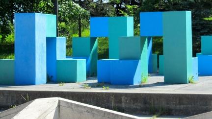 designKULTUR - Isamu Noguchi - Moerenuma Park Sapporo - Forest of Cherry Trees - 48