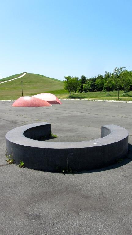 designKULTUR - Isamu Noguchi - Moerenuma Park Sapporo - Forest of Cherry Trees - 7
