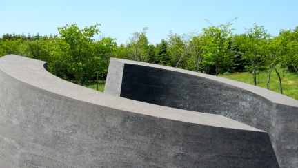 designKULTUR - Isamu Noguchi - Moerenuma Park Sapporo - Forest of Cherry Trees - 8
