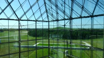 designKULTUR - Isamu Noguchi - Moerenuma Park Sapporo - Glass Pyramid %22Hidimari%22 – 11