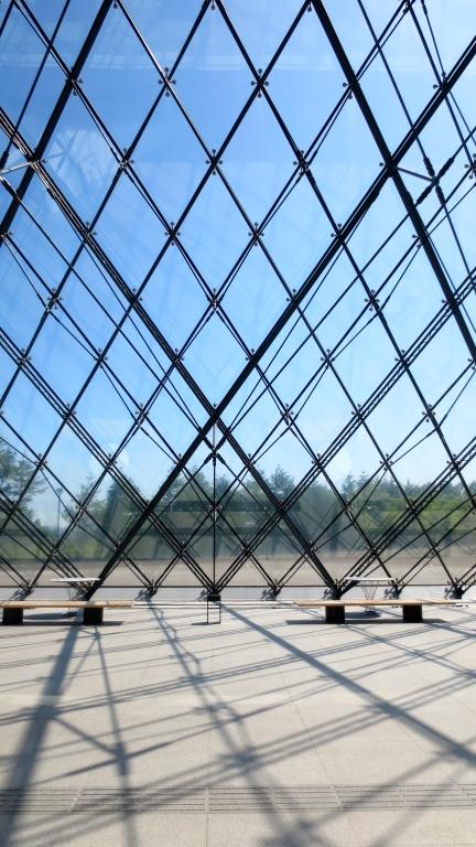 designKULTUR - Isamu Noguchi - Moerenuma Park Sapporo - Glass Pyramid %22Hidimari%22 – 2
