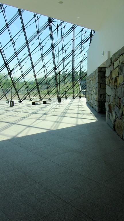 designKULTUR - Isamu Noguchi - Moerenuma Park Sapporo - Glass Pyramid %22Hidimari%22 – 22