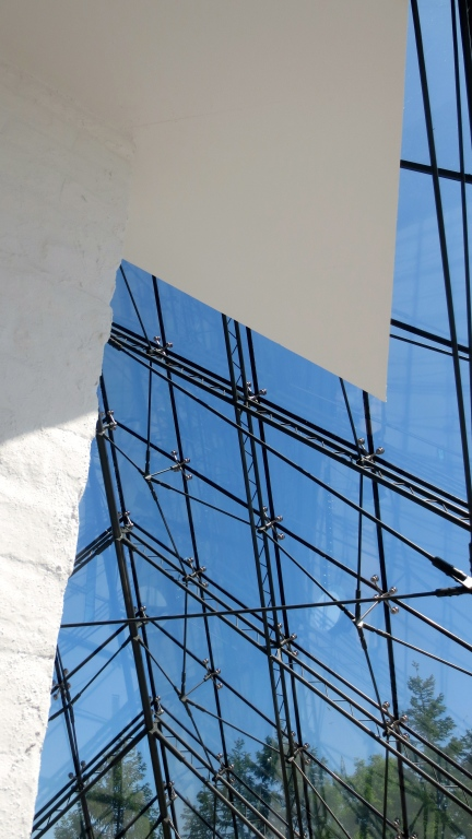 designKULTUR - Isamu Noguchi - Moerenuma Park Sapporo - Glass Pyramid %22Hidimari%22 – 3