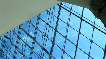 designKULTUR - Isamu Noguchi - Moerenuma Park Sapporo - Glass Pyramid %22Hidimari%22 – 34