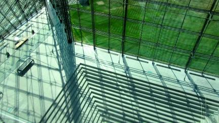 designKULTUR - Isamu Noguchi - Moerenuma Park Sapporo - Glass Pyramid %22Hidimari%22 – 37