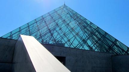 designKULTUR - Isamu Noguchi - Moerenuma Park Sapporo - Glass Pyramid %22Hidimari%22 – 42