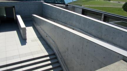 designKULTUR - Isamu Noguchi - Moerenuma Park Sapporo - Glass Pyramid %22Hidimari%22 – 45
