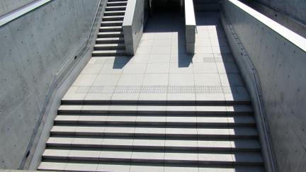 designKULTUR - Isamu Noguchi - Moerenuma Park Sapporo - Glass Pyramid %22Hidimari%22 – 47