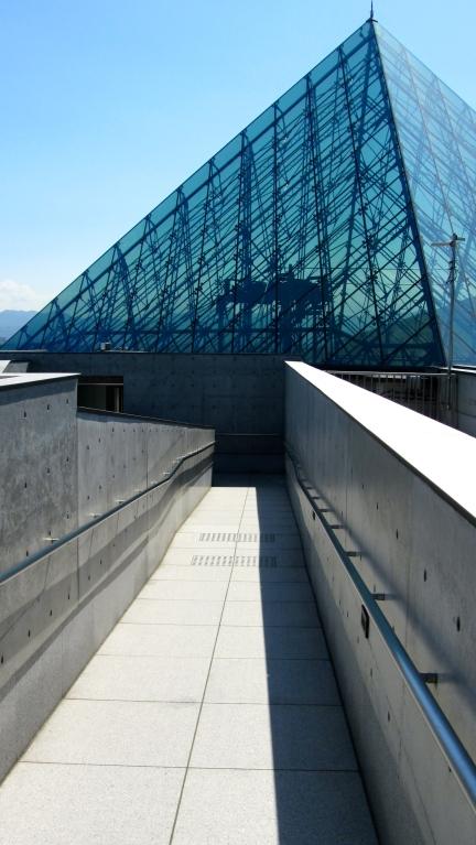 designKULTUR - Isamu Noguchi - Moerenuma Park Sapporo - Glass Pyramid %22Hidimari%22 – 48