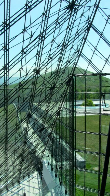designKULTUR - Isamu Noguchi - Moerenuma Park Sapporo - Glass Pyramid %22Hidimari%22 – 51