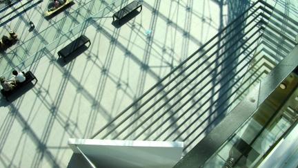 designKULTUR - Isamu Noguchi - Moerenuma Park Sapporo - Glass Pyramid %22Hidimari%22 – 52