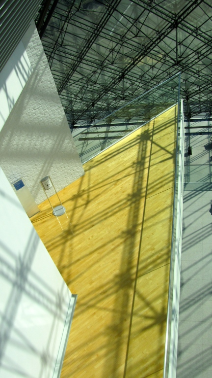 designKULTUR - Isamu Noguchi - Moerenuma Park Sapporo - Glass Pyramid %22Hidimari%22 – 53