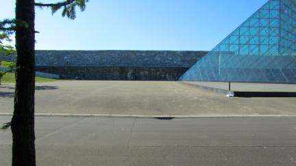 designKULTUR - Isamu Noguchi - Moerenuma Park Sapporo - Glass Pyramid %22Hidimari%22 – 62