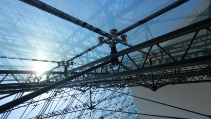 designKULTUR - Isamu Noguchi - Moerenuma Park Sapporo - Glass Pyramid %22Hidimari%22 – 7