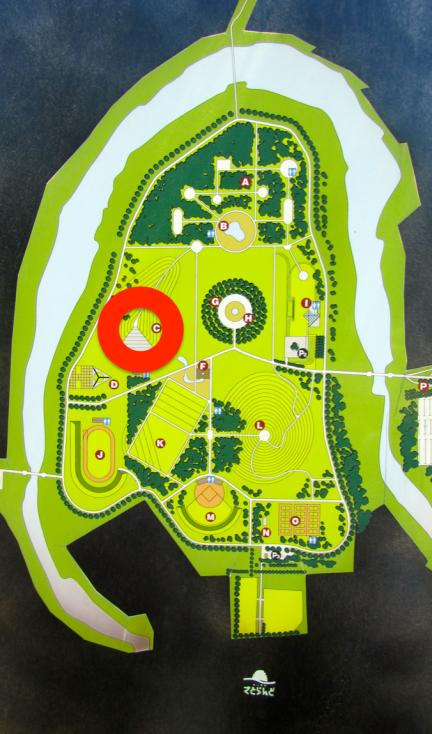 designKULTUR - Isamu Noguchi - Moerenuma Park Sapporo - Map  - Play Mountain