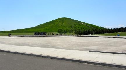 designKULTUR - Isamu Noguchi - Moerenuma Park Sapporo - Mt. Moere - 13