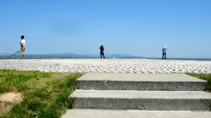 designKULTUR - Isamu Noguchi - Moerenuma Park Sapporo - Mt. Moere - 7