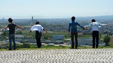 designKULTUR - Isamu Noguchi - Moerenuma Park Sapporo - Mt. Moere - 9