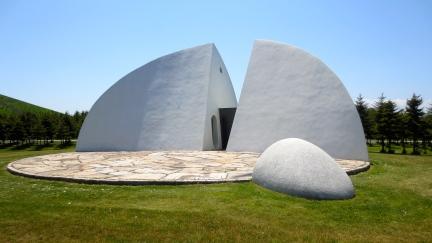 designKULTUR - Isamu Noguchi - Moerenuma Park Sapporo - Music Shell - 11