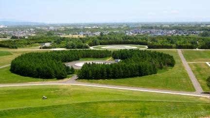 designKULTUR - Isamu Noguchi - Moerenuma Park Sapporo - Sea Fountain -  1