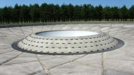 designKULTUR - Isamu Noguchi - Moerenuma Park Sapporo - Sea Fountain -  12