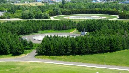 designKULTUR - Isamu Noguchi - Moerenuma Park Sapporo - Sea Fountain -  2