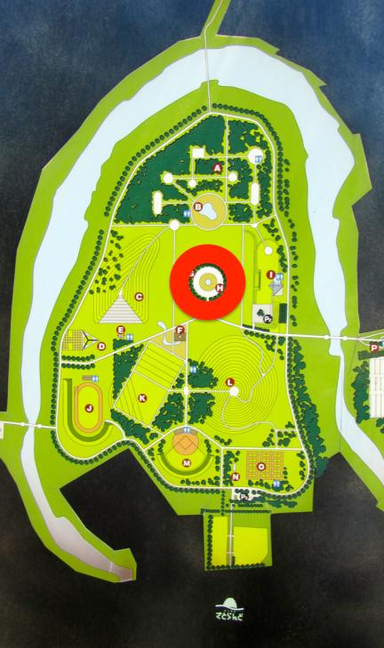 designKULTUR - Isamu Noguchi - Moerenuma Park Sapporo - Sea Fountain