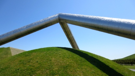 designKULTUR - Isamu Noguchi - Moerenuma Park Sapporo - Tetra Mound - 9