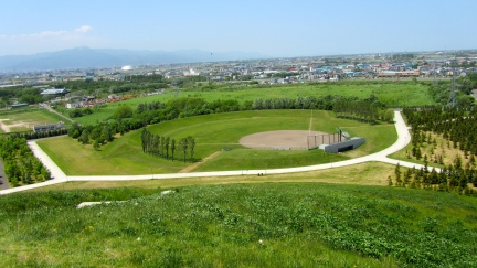 designKULTUR - Isamu Noguchi - Odori Park Sapporo – Sports Facilities -  2