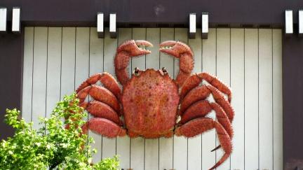 designKULTUR - Sapporo 2013 - Big Crab