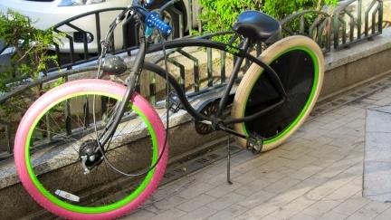 designKULTUR - Sapporo 2013 - Bike Power