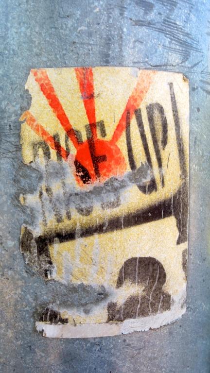designKULTUR - Sapporo 2013 - Graphic - 7 - Rise Up!
