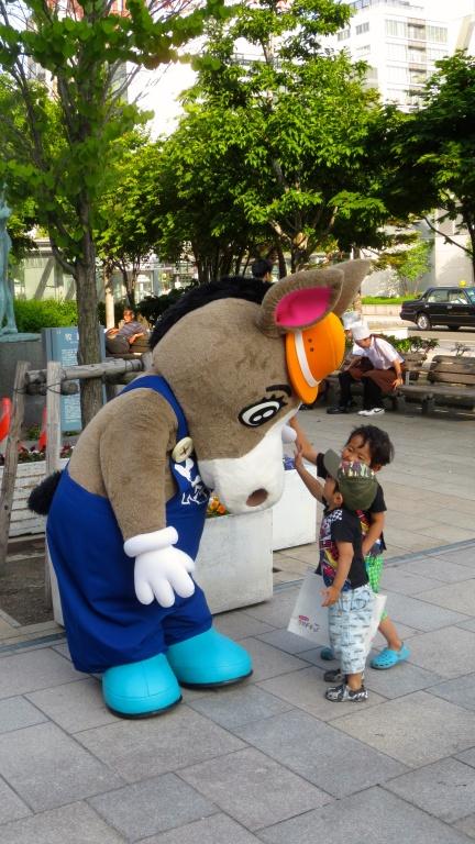 designKULTUR - Sapporo 2013 - Mascot
