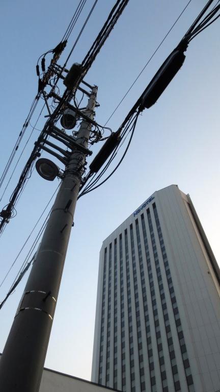 designKULTUR - Sapporo 2013 - Novotel & Wires