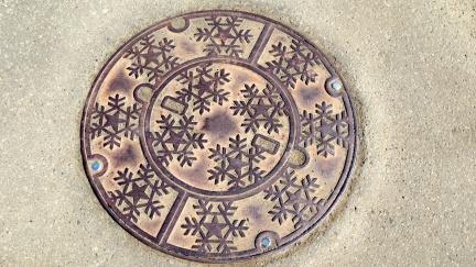 designKULTUR - Sapporo 2013 - Sapporo Man Hole Cover